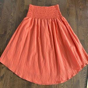 NWOT ANTHRO MAEVE skirt